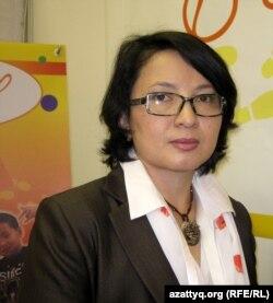 Айжан Тленбекова, директор компании Serif.