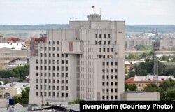 Администрация города Вологда. 14 июля 2011 года.