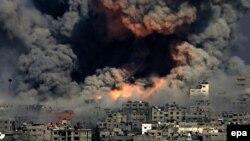 Konflikti në Gaza gjatë verës.