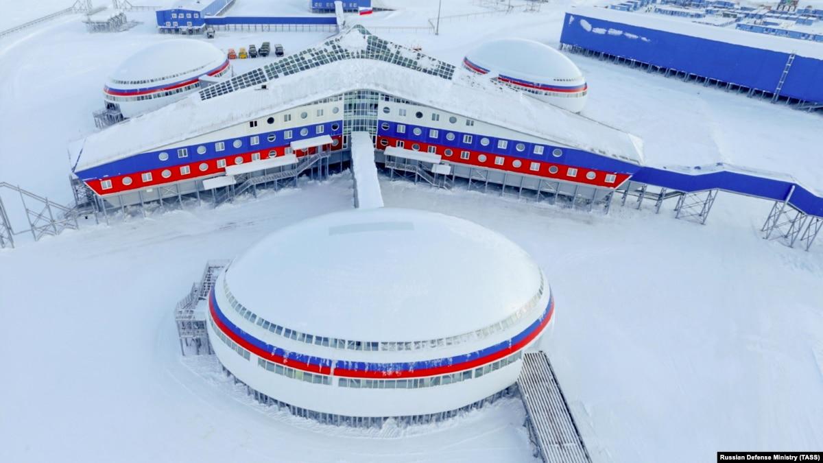 Pentagon Officials Discuss Arctic Security With Baltic, Nordic Representatives