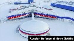 Российская военная база «Северный клевер»