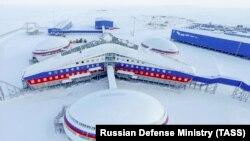 Російська база «Северный клевер»