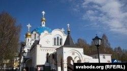 Свято-Єлисаветинський монастир, що у районі Мінська Новинки