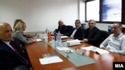 Архивска фотографија: Седница на Советот на јавни обвинители
