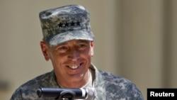 U.S. General David Petraeus