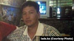 Орынбасар Кузбеков, гражданин Казахстана, арестованный в Туркменистане по обвинению в незаконном пересечении границы. Фото с сайта Lada.kz.