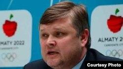 Андрей Крюков, представитель комитета «Алматы-2022».