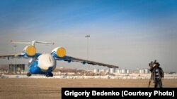 Ан-72. Иллюстративное фото.