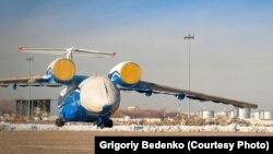 Ан-72 учоғи.