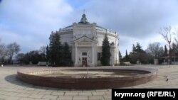 Здание Панорамы обороны Севастополя