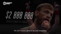 Сколько стоило состязание между Нурмагомедовым и Макгрегором