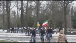 Dutch-Persians demonstration against Executio