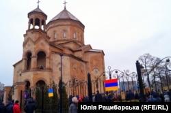 Храм Вірменської апостольської церкви, Дніпро, 2018 рік