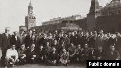 Активисты крымскотатарского национального движения