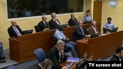 Hercegovačka šestorka pred sudom u Hagu