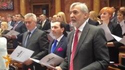 Srbija: Konstituisan parlament, poslanici položili zakletvu