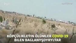Türkmenistanda täze mazar ýerleri köpelýär
