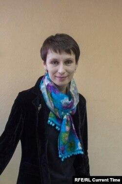 Анастасия Башурова. Фото: личный архив