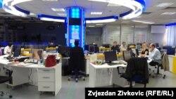 Multimedijalni desk BHRT-a, Sarajevo