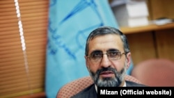The head of Provincial Judiciary in Tehran Gholamhossein Esmaeili.