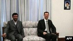 بشار اسد در سفر خود به تهران با رهبران جمهوری اسلامی ديدار کرد.