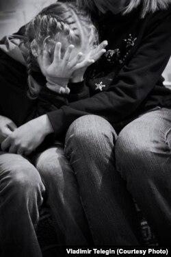 """Фото с выставки """"Дети войны"""" фотографа Владимира Телегина"""