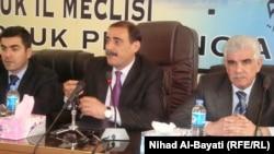 رئيس مجلس محافظة كركوك