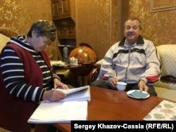 Предприниматели Александр и Лидия Коваль, Павловский район