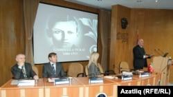 Конференциядә төрек һәм татар галимнәре катнашты