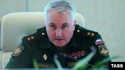 Заместитель министра обороны России Андрей Картаполов