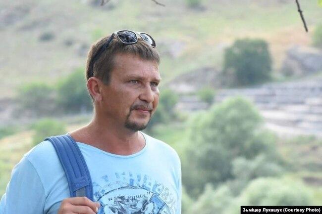 Зьміцер Лукашук, аўтар тэкстаў