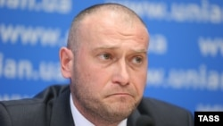 Right Sector leader Dmytro Yarosh