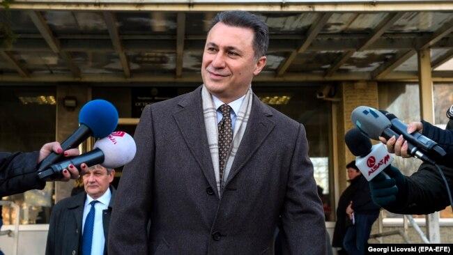Populista koji je napustio scenu: Nikola Gruevski