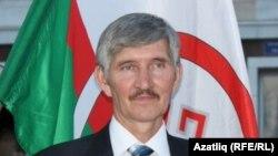 """Владимир Козлов - председатель правления """"Марий Ушем"""""""
