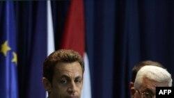 رییس جمهوری فرانسه گفت که از رهبران اسرائیلی خواهد خواست که به خشونتها در منطقه پایان داده شود. (عکس: Afp)