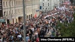 """""""Марш миллионов"""" 15 сентября. Где пройдет марш 15 декабря?"""