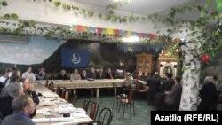 Башкортстан татар иҗтимагый үзәгенең XI корылтае утырышы