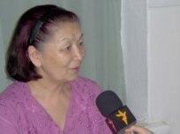 Sezim crisis center director Byubyusara Ryskulova (RFE/RL)