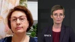 Мать приговоренного к18годам Дмитрия Пчелинцева— оделе «Сети»