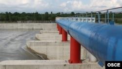 На восстановление ирригационной системы Тирипони – Салтвиси Агентство международного развития США потратило более 13 миллионов долларов