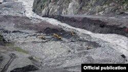 Քարաթափման հետևանքները ռուս - վրացական սահմանի Վերին Լարսի անցակետում, 28-ը հունիսի, 2016թ․