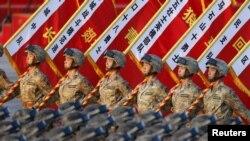 Kineski vojnici