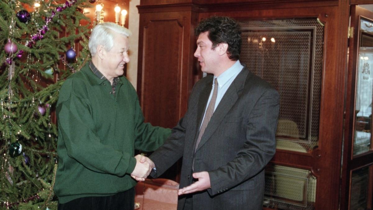А что если бы преемником Ельцина стал не Путин, а Борис Немцов?