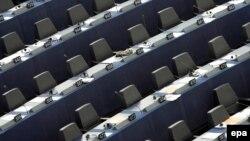 Sala Evropskog parlamenta - ilustracija