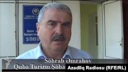 Quba rayon Mədəniyyət və Turizm Şöbəsinin baş məsləhətçisi Söhrab Əmrahov