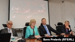 Konferencija u Podgorici, 7. april 2016.