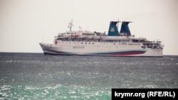 Круизный лайнер «Князь Владимир». Архивное фото