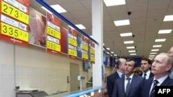 Российская власть ищет спасения в снижении потребления