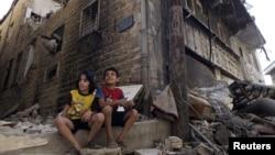 Сырыйскія дзеці, Хомс