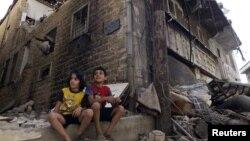 Гражданская война в сирийском городе Хомс